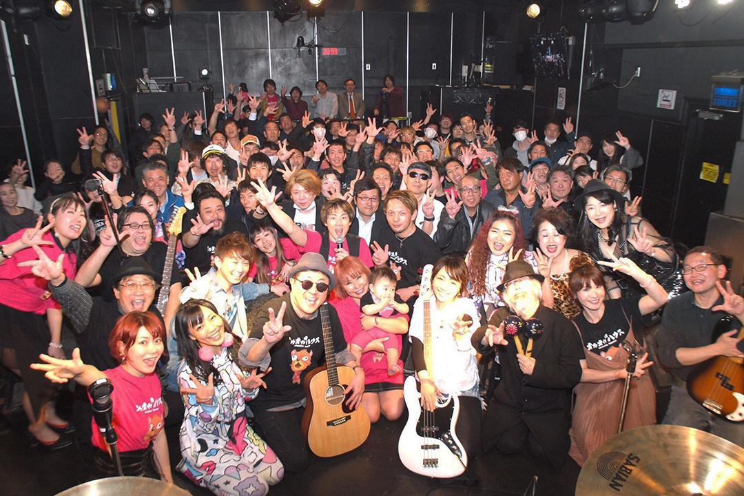 結婚記念ライブ